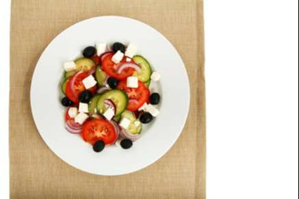 The Best Food and Drink Recipes That Contain Olives - salad